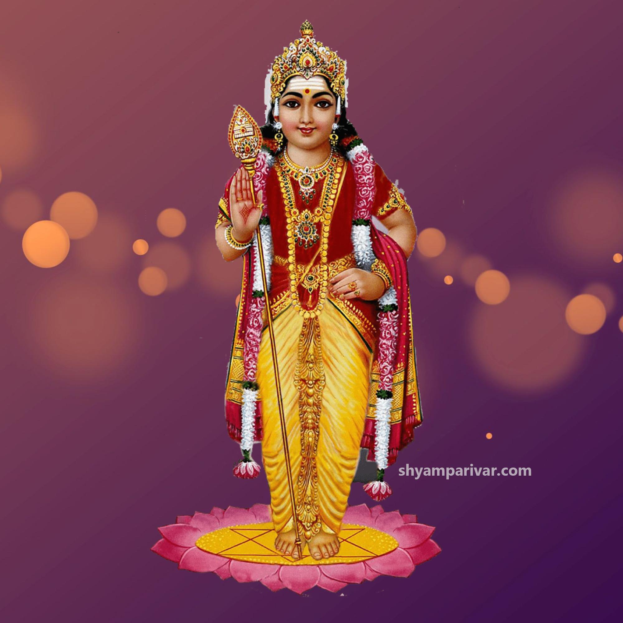 Lord Murugan HD Photo/Wallpapers