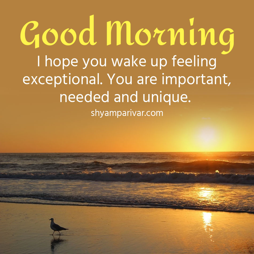 Good morning images with qutoes hindi