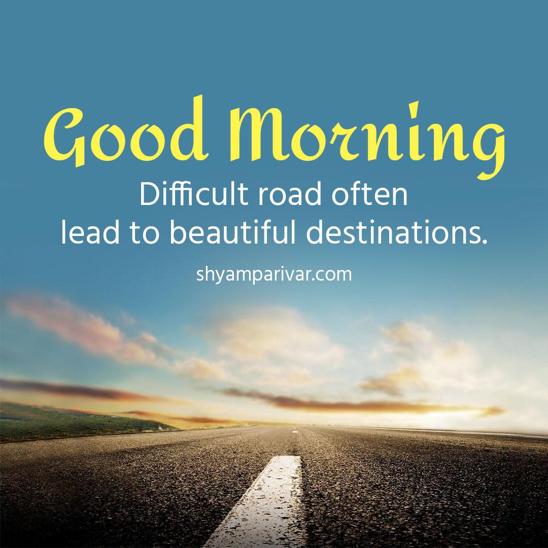Good morning quotes photos
