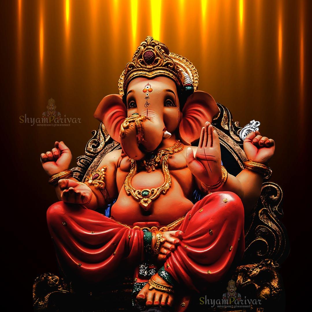 Lord Ganesha HD photos status