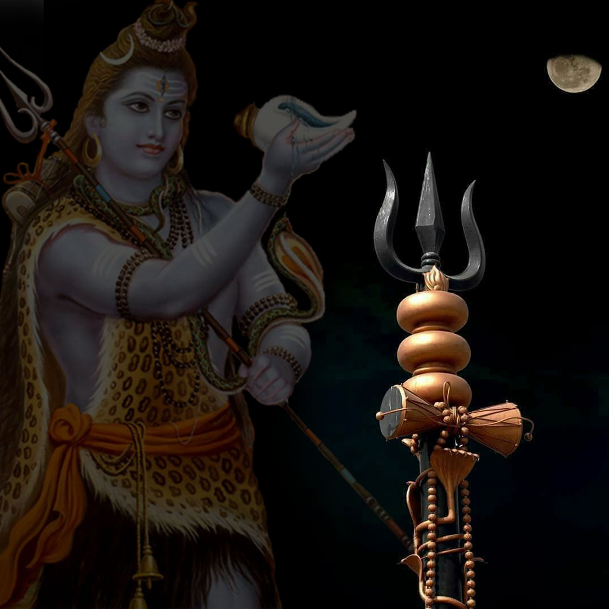 God shiva HD wallpapers