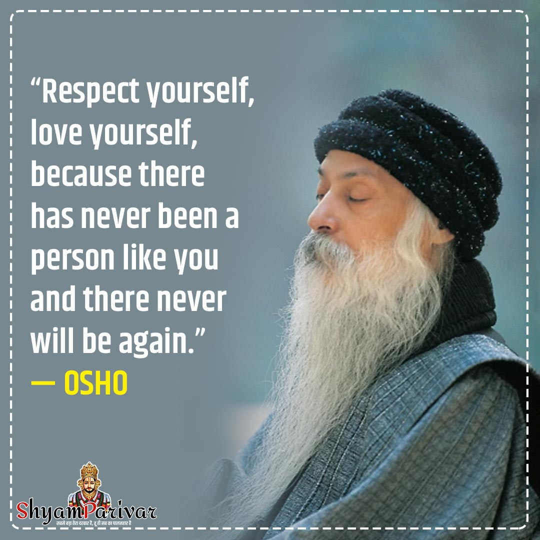Inspirational quotes osho thoughts in hindi