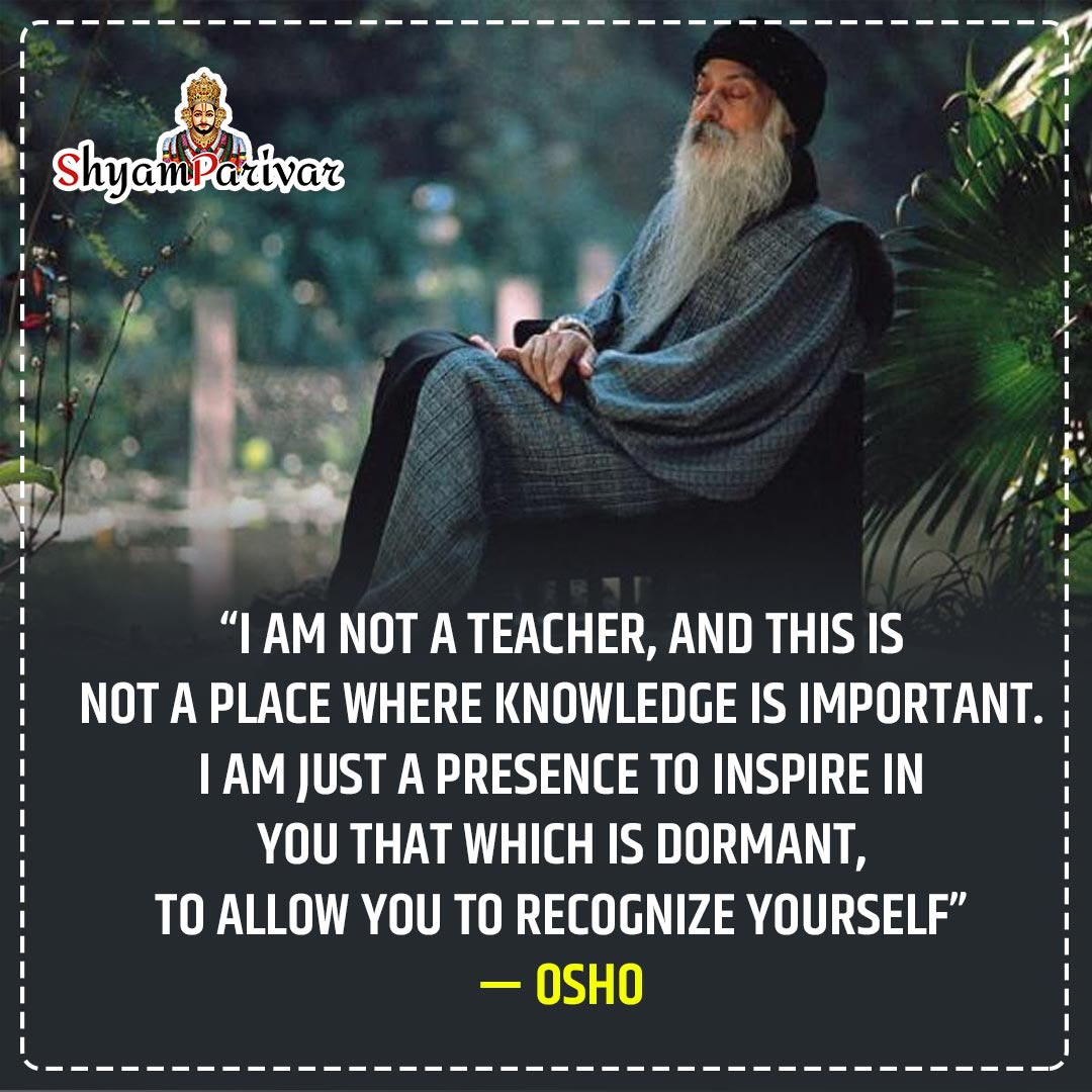 Spirituality quotes by osho in hindi